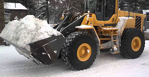 Snow Removal Services in Lethbridge