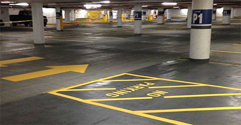 Line Painting Services in Lethbridge
