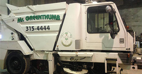 Street Sweeping Services in Lethbridge